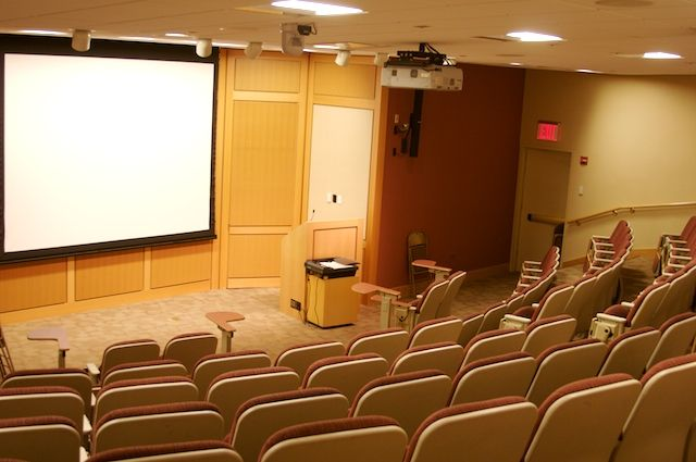 Estabrook Lecture Hall