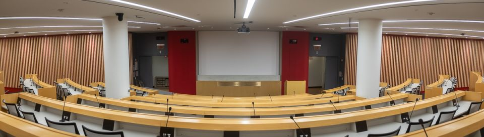Weill Auditorium 2