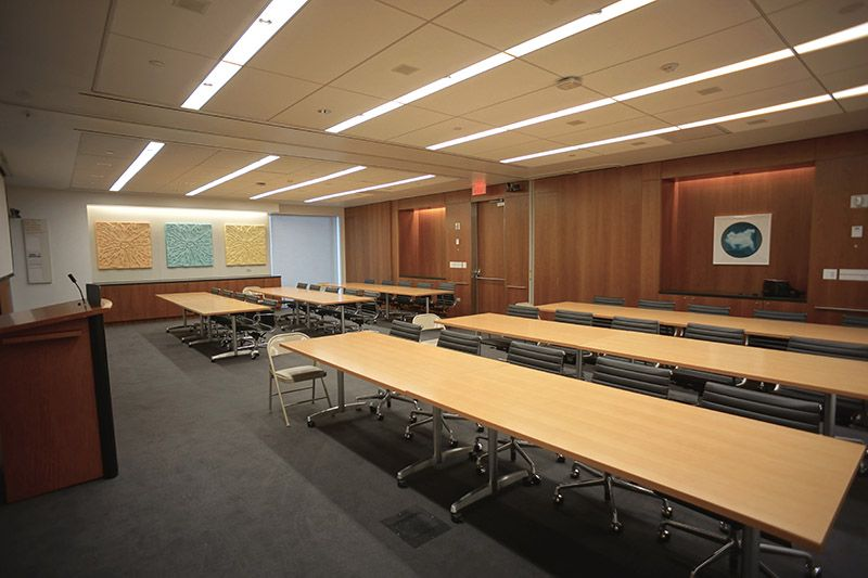 Belfer Research Building Classroom